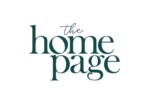 The Home Page logo