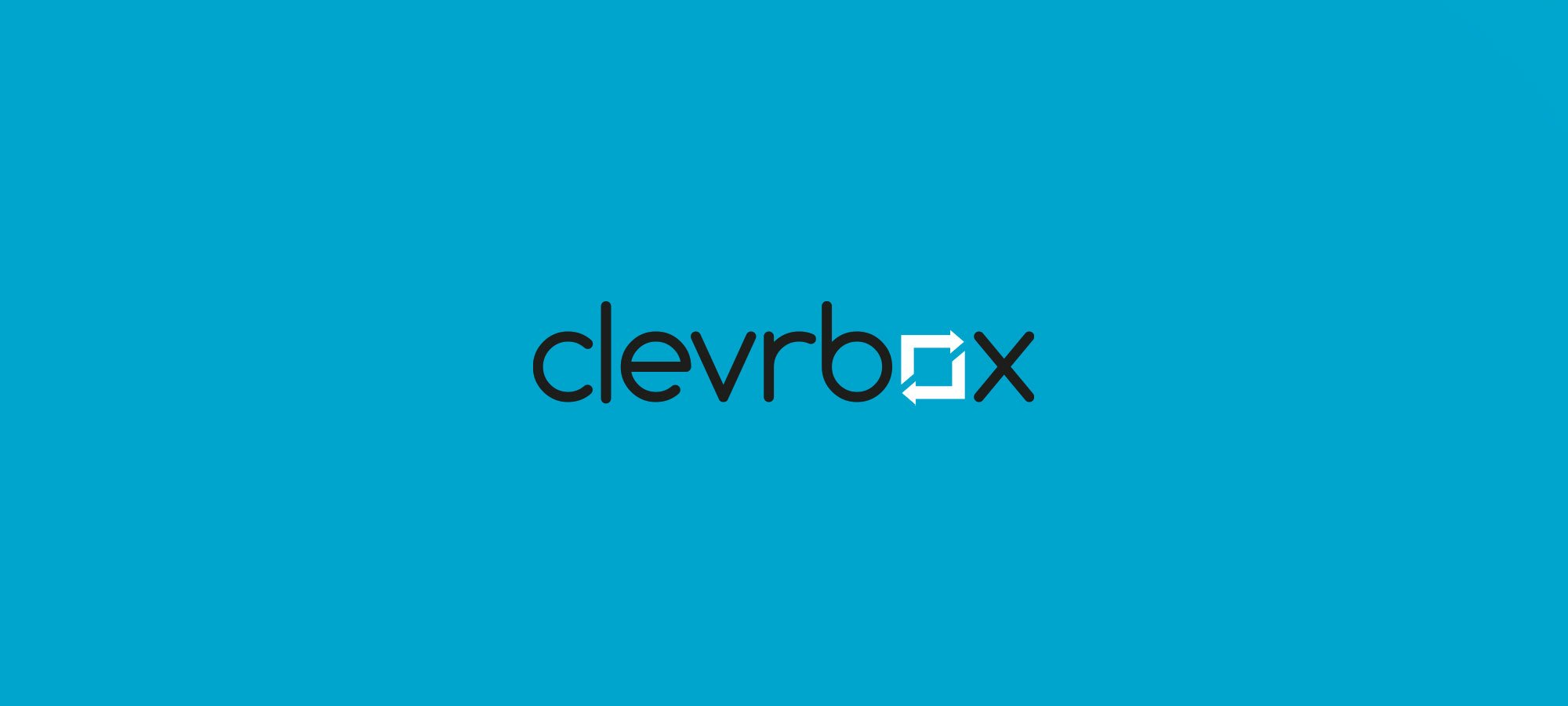 Clevrbox logo design